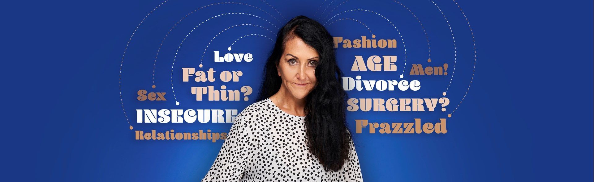 Liz Jones '8 ½ Stone... & Still Full of Issues'