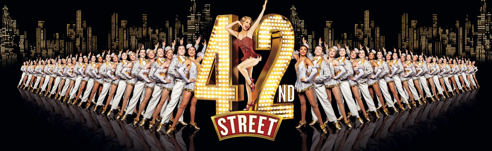 42nd Street - The Musical (PG)