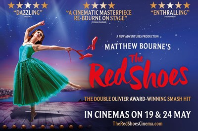 Matthew Bourne's The Red Shoes (12A TBC)