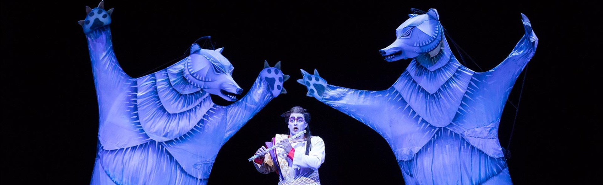 Met Opera - The Magic Flute